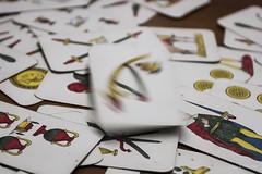 Arrivo anch'io !!! (ugo.ciliberto) Tags: cards ace swords carte spade asso