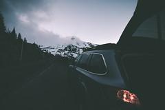 #556 (-HannahKemp) Tags: road car mount subaru hood mounthood