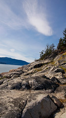 From the Bottom (the snow bunny) Tags: nature beautiful vancouver amazing rocks bc hiking britishcolumbia clear northshore northvancouver yvr breathtaking sunnyday westvancouver lighthousepark vancity northvan clearday pointatkinson westvan