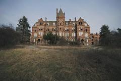 State hospital administration (Boris Baden0v) Tags: abandoned explore administration asylum statehospital