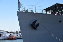 """HMAS Castlemaine (J244) 13 • <a style=""""font-size:0.8em;"""" href=""""http://www.flickr.com/photos/81723459@N04/26883877324/"""" target=""""_blank"""">View on Flickr</a>"""