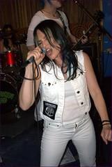 The Droogettes(Philadelpia,PA) (The All-Nite Images) Tags: nyc music newyork les female punk manhattan live oi aclockworkorange ottosshrunkenhead ottoyamamoto theallniteimages thedroogettes witchesnightout14