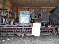 DawsonCkWWPV14 (alicia.garbelman) Tags: canada creek dawson farmmachinery pioneervillage walterwrightpioneervillage cawsoncreekbritishcolumbia