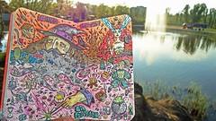 Betero de InsaNo (Betero Ecuador) Tags: streetart notebook sketch ecuador arquitectura arte sketchbook graffitti lettering acuarela dibujos diseo tinta tatuajes apuntes ilustracin lpiz escribir creacin betero libretasycuadernos rayatubetero beterodeviaje