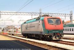 EU43 007 RT (MattiaDeambrogio) Tags: train traction rail trains company treno rt 007 testarossa rtc treni mortara fuorimuro eu43