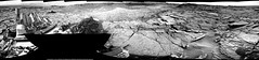 Mars: Heading for the Mountain (In Explore) (PaulH51) Tags: mars rocks mosaic science nasa geology exploration discovery jpl caltech msl lewisandclarktrail 360degreepanorama planetmars msice curiosityrover galecrater navcamright murraygeologicalunit