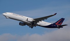 Brussels Airlines / OO-SFV / Airbus A330-300 / EBBR-BRU 25R /  (RVA Aviation Photography (Robin Van Acker)) Tags: brussels airplane photography airport outdoor aircraft air jet planes vehicle airlines airliner jumbo trafic jetliner avgeek