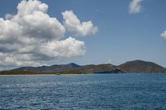 Caribbean Clouds (Alida's Photos) Tags: clouds sailing hills caribbean bvi britishvirginislands