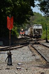 Norwich Branch (JaiJad) Tags: railroad train pw nr4 providenceworcester pw2009 pw3908