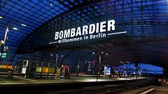 Berlin Hauptbahnhof (Anamario Queijeiro) Tags: berlin germany deutschland hauptbahnhof ubahn alemania sbahn bahn