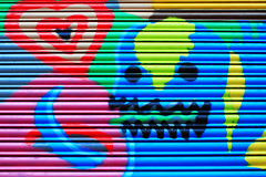 IMG_8905Ax (kanizfotolio) Tags: city monster canon lens eos graffiti spain europe paint spray granada cult kits 500d