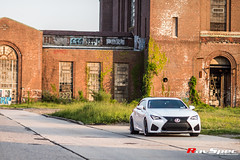 WEDS Kranze Verae - Lexus RCF (RavSpec) Tags: kenny lexus rcf weds verae kranze ravspec