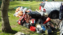 Monmouthshire Clean Coasts April 2016 (longtomwj) Tags: up marine volunteers clean litter foreshore caldicot sudbrook