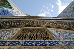 Shah Mosque 6 (Martin Tsvetkov) Tags: travel architecture photography lights iran perspective mosque wallpapers isfahan shah