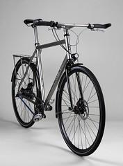 Firefly_Rohloff_Bike_front (Cycle Monkey USA) Tags: commuter biketowork titanium firefly dynamo rohloff bikelife rohloffspeedhub supercommuter