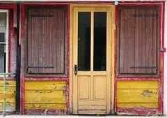 Door & windows ...... (Deneb56) Tags: door windows color window colors doors colore finestra giallo colori finestre