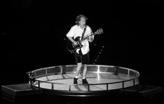 acdc11 (theGR0WLER) Tags: acdc rock rockorbusttour etihadstadium manchester canon canonpowershotsx50hs angus angusyoung guitar