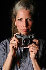 Marynell with Nikon S2 (Studio d'Xavier) Tags: camera portrait photographer nikons2 strobist marynellwithnikons2