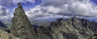 Sgurr Dearg or The Inaccessible Pinnacle