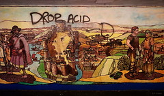 drop acid =D (amazingstoker) Tags: road street trip art underpass subway mural grafitti acid roundabout can hampshire drop spray lsd winchester basingstoke amazingstoke basingrad