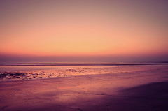 Dusk | Gulf of Kutch (_Amritash_) Tags: longexposure travel sunset sea sky india beach lights evening seaside gulf dusk calm kutch mandvi gulfofkutch beachscape travelindia sunsetcolors sunsetlights incredibleindia mandvibeach gujarattourism