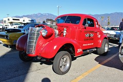 Mooneyes X-Mas Party 2015 (USautos98) Tags: chevrolet 1938 chevy hotrod custom streetrod gasser