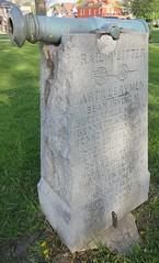 Waukesha County Cannon Memorial (Waukesha, Wisconsin) (courthouselover) Tags: wisconsin waukesha wi cannons waukeshacounty civilwarmonuments civilwarmemorials unionmonuments milwaukeemetropolitanarea