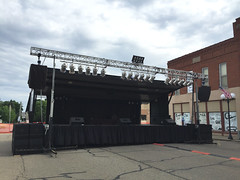 Pageant Stage - Full Setup