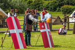 Medieval Siege Society, History Alive 2016 (harrison-green) Tags: castle english heritage history animal canon eos living war outdoor sigma medieval age historical alive society reenactment reenactors siege 18250mm 700d