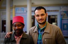 The Genial Imam (Raphael de Kadt) Tags: genial turkish mosque midrand johannesburg gauteng islam enlightened tolerant imam