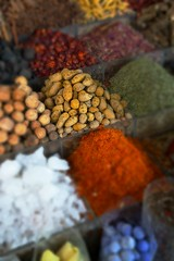 Spicy (pam's pics-) Tags: shopping dubai market spice uae middleeast emirates spices arabia souk unitedarabemirates themiddleeast spicesouk pammorris pamspics sonya6000