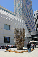 The New Look to the 5th Floor Sculpture Garden (JB by the Sea) Tags: sanfrancisco california sfmoma financialdistrict publicart sanfranciscomuseumofmodernart ursulavonrydingsvard june2016