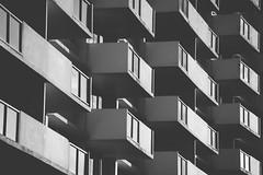 Window (fgazioli) Tags: travel blackandwhite usa window architecture blackwhite nikon miami wb pb eua miamibeach southbeach pretoebranco
