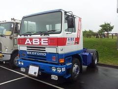 B965 UBM (quicksilver coaches) Tags: bedford tm abe ledbury gaydon b965ubm