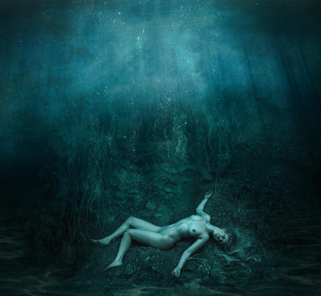 Favourite movie naked underwater mama