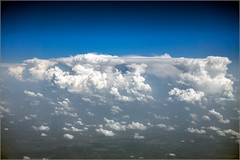 Croation Storms (mikeyp2000) Tags: storm weather clouds skyscape aerial thunderstorm thunder cloudscape cumulonimbus