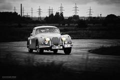 Technogenic (Rawcar.com Photography) Tags: rain rally techno jag jaguar xk technogenic