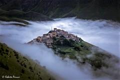 Sindrome Sibillina (BIO_MA Roberto Perucci) Tags: panorama nebbia paesaggi montagna castelluccio sibillini parconazionale