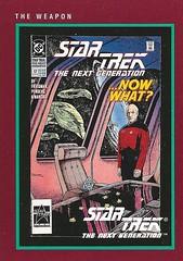 Star Trek The Next Generation Trading Card 152 Front (zigwaffle) Tags: startrekthenextgeneration startrek trading card sciencefiction 1991 impel paramount 25thanniversary