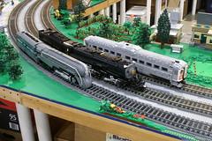BW_16_Penn-Tex_053 (SavaTheAggie) Tags: pennlug tbrr pentex texas brick railroad train trains layout steam engine locomotive locomotives display yard city