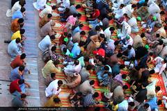 Iftar (Amna Yaseen) Tags: sunset dusk muslim islam faith mosque ramadan lahore iftar walledcity 2016 wazirkhanmosque