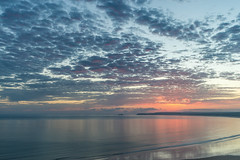 Reflections at dawn... (gilliesavo. Catching up :)) Tags: sunrise reflections cornwall stives godrevy kernow