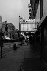 #losangeles #downtownla #dtla #la #broadway #retro #theatredistrict #blackandwhite #neon #sunrise (cehunter64) Tags: blackandwhite sunrise la losangeles neon broadway retro downtownla dtla theatredistrict