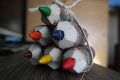 Lpices (Lukaas:3) Tags: color macro colors pencil colores crayons lpiz