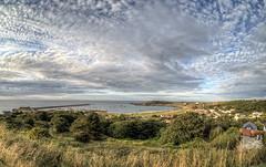Braye Bay on Alderney (neilalderney123) Tags: lens landscape wide fisheye alderney braye samyang 2016neilhoward 2016neilhoward