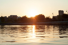 Charles River from a Duckboat (skgstyle) Tags: sunset boston unitedstates massachusetts what northamerica 2012 publications bostonist