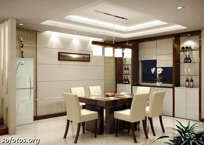 Salas de jantar decoradas (41)