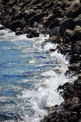 Crashing on the Rocks (24thcentury) Tags: california water rocks waves shore sausalito