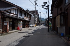New GR snap at Izushi town (1) (double-h) Tags: gr townscape ricoh hyogo izushi