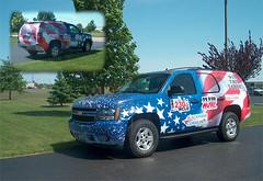 Car Wrap - SIGNARAMA Janesville, WI - WCLO